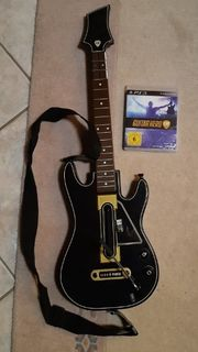 PS3 Playstation Guitar Hero live