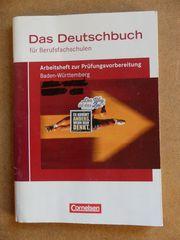 Das Deutschbuch für Berufsfachschulen auch