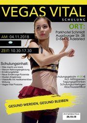 Seminar Schulung Vitalstoffe Gesundheitsprodukte