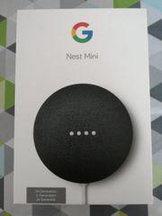 Google Nest Mini 2 Generation