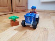 Lego Duplo Traktor Nr 4969