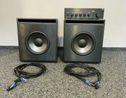 Klipsch KA-1000-THX 2xKlipsch KW-120-Thx