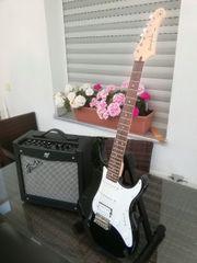 E Gitarre Pacifica116