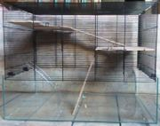 Hamsterkäfig / Nagarium - Maus,
