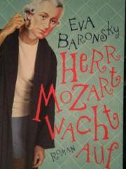 Eva Baronsky - Herr Mozart wacht