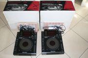 2x Pioneer CDJ 900 DJ