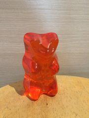 Original HARIBO Goldbär aus Acryl - rot