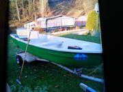 Angelboot Anka mit Steuerstand und
