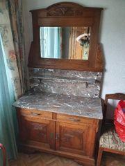 antik schlafzimmer