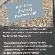 Pflastern - Granit Natursteine Betonplatten usw