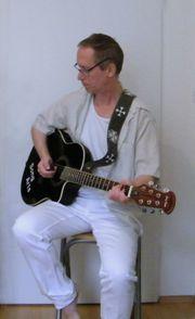 Gitarrenunterricht in Frankfurt von erfahrenem