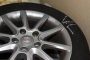 Sommer Reifen Seat VW auf