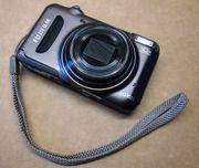 Fujifilm Finepix T200 Digitalkamera Set