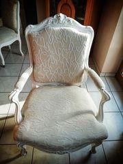 Alte Stühle Barockstuhl Wunderschön