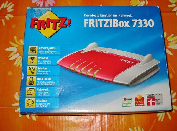 FRITZ Box 7330 Fon WLAN