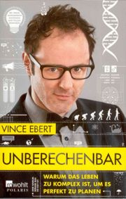 Vince Ebert - Unberechenbar 2016 Taschenbuch