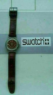 Swatch Uhr Automatik neu guten