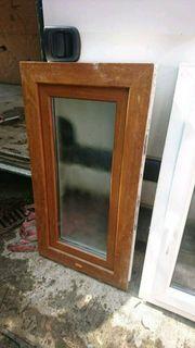 Badfenster 57 5cm breit 106cm