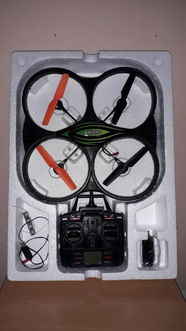Drohne mit Videokamera ab 14