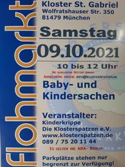 Baby-und Kindersachenflohmarkt