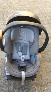 Babyschale Cybex Aton 5 inkl