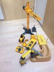 Spielzeug Baustelle Silverlit XXL Set