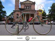 Zambelli L Eroica Rennrad aus
