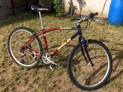 Wheeler Mountainbike Herrenrad Damenrad Fahrrad