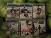 PS 3 Spiele