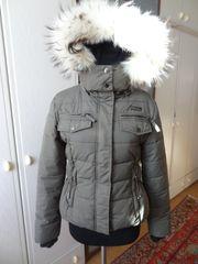 Nickelson Daunen Winterjacke Gr S