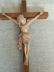 Kreuz Wandbild Jesus Maria