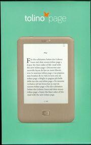 eBook tolino page eBook-Reader, Originalverpackt, ungebraucht gebraucht kaufen  Kirchheim