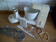 PHILIPS Küchenmaschine Knetmaschine mit Zubehör