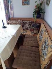 Bauernschrank Eckbank Tisch Stühle