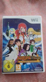 Sakura Wars Anime Game Wii