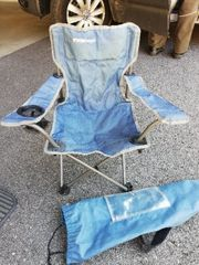 Camping Kinder Relax Stuhl