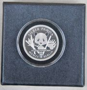 Medaille - Münze Deutscher Silber Panda