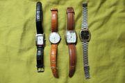 Armbanduhren aus Nachlass