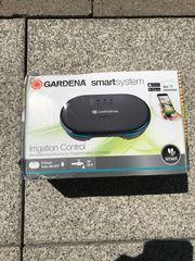 Gardena smart System Irrigation Control