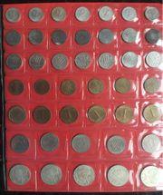Schilling - Groschen - Münzen - Sammlung
