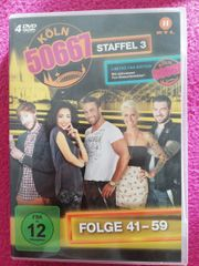Köln 50667 DVD Staffel 3