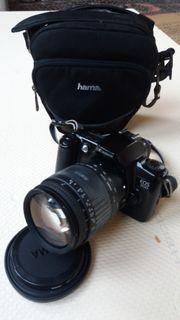 Canon EOS 500 analog
