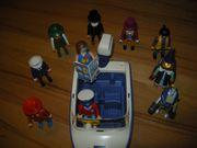 Playmobil Boot mit 34 Männchen