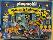 Playmobil Kinder Adventskalender Polizei