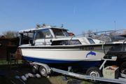 Kajütboot SeaWings Hardy 194