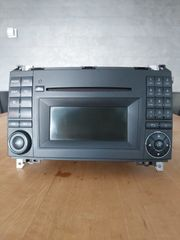 Original Radio Mercedes Viano bj2012