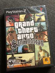 GTA San Andreas OVP Original