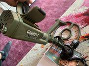Metall Detektor Garrett ATX