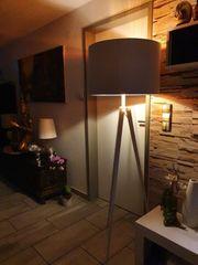 Stehlampe ca 1 70cm hoch