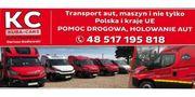 Angebot von Transportdienstleistungen